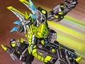 Эпические драки роботов