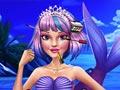 Новый макияж для принцессы русалки