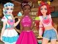 Кексы принцесс Диснея