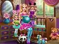 Беременная Барби и близнецы