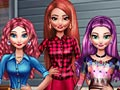 Новая мода для девочек
