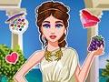 Легендарная мода: Греческая Богиня