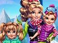 Зимние забавы принцесс