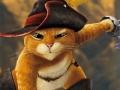 Кот в сапогах: Прыжки на крыше