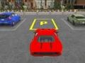 Реальная парковка