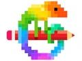 Раскраска пикселей
