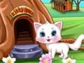 Уборка в доме кошки
