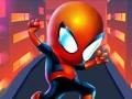 Малыш паук бежит