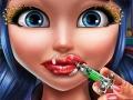 Увеличить губы Леди Баг