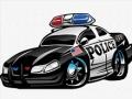 Полицейские машины: Игра на память