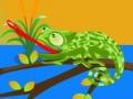 Голодный хамелеон