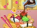 Счастливый суши ролл