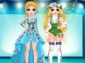 Весенняя мода принцесс