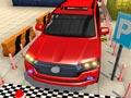 Джип парковка 3Д