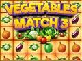 Три в ряд: Овощи
