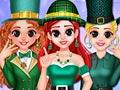 Принцессы Диснея: День святого Патрика