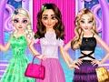 Принцессы Диснея: Различные модные платья