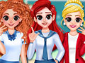Принцессы возвращаются в школу