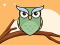 Раскраска: Волшебная сова