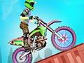 Трюки на мотоциклах 3Д