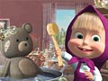Маша и Медведь: День уборки
