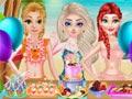 Модные купальники принцесс
