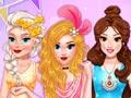 Ослепительное платье принцессы