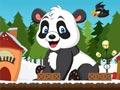 Рождественское приключение панды