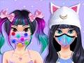 Каваи маски