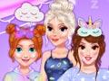 Веселая вечеринка принцесс