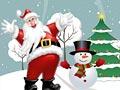 Рождественские подарки Санты